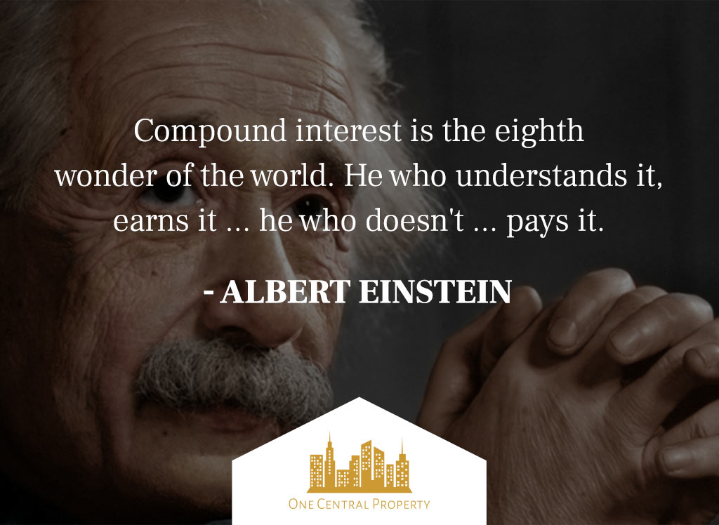 Compound Interest One Central Property