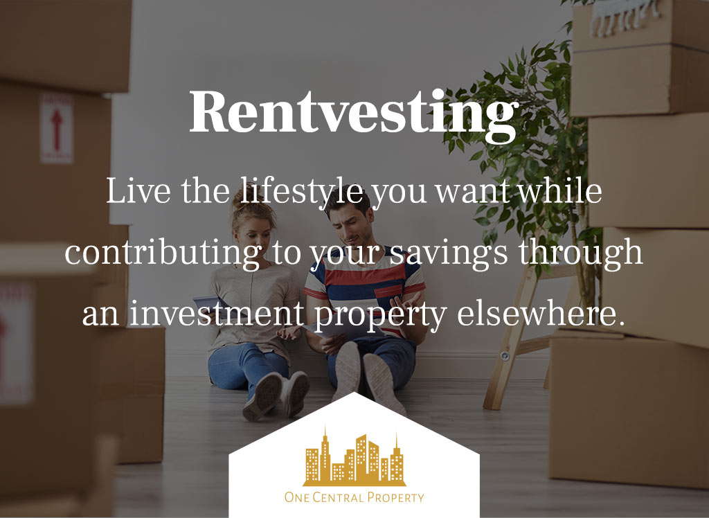 Rentvesting One Central Property